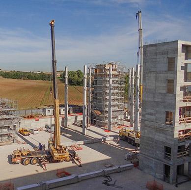 Progetto impianto elettrico capannone industriale
