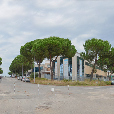 pano ingresso cantiere